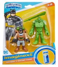 Imaginext: DC Super-Friends Figures - Batman & Swamp Thing