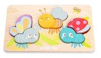 Le Toy Van: Petilou - Busy Bug Puzzle