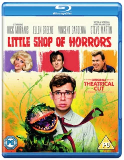 Little Shop Of Horrors on Blu-ray image