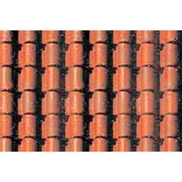JTT: 1/24 Spanish Tile (2 Pack)