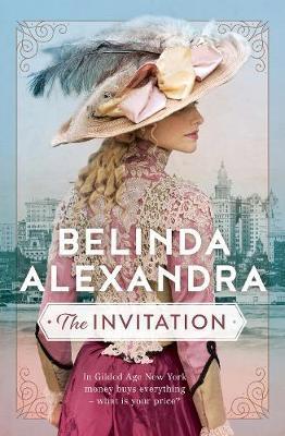 The Invitation by Belinda Alexandra image
