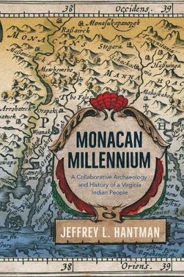 Monacan Millennium by Jeffrey L. Hantman image