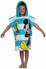Disney: Mickey Mouse - Hooded Towel Poncho