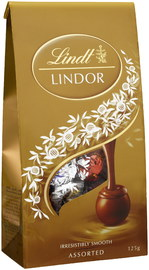 Lindt: Lindor - Assorted Bag (125g)
