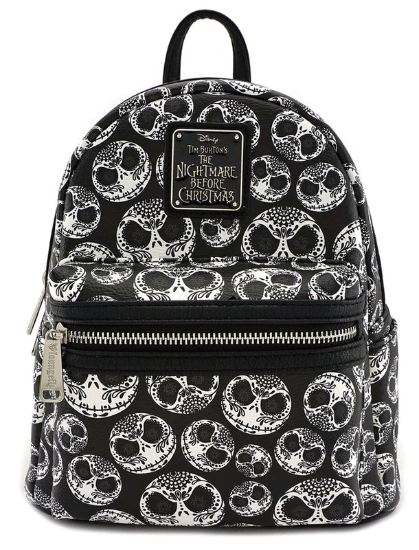 2cbffb1588f Jack Skellington - Spider Backpack | Women's | at Mighty Ape Australia