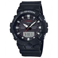 Casio G-Shock Black Analogue/Digital Athlete Watch GA800-1A GA-800-1A image