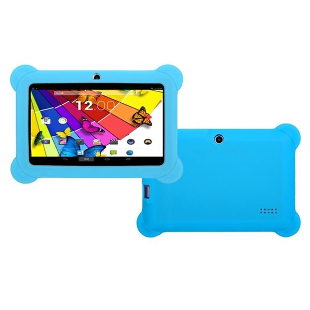 "7"" QuadCore Kids Android Tablet & Case - Blue"