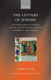 The Letters of Jerome by Andrew Cain