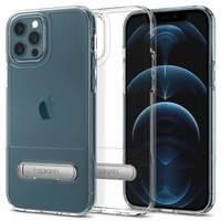 "Spigen Slim Armour Essential iPhone 12/12 Pro Case (6.1"") - Clear"