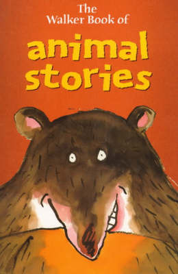 The Walker Treasury of Animal Stories by Michael Rosen image