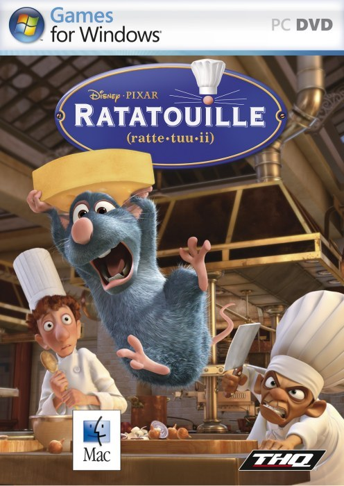 Ratatouille for PC Games