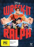 Wreck-It Ralph on DVD