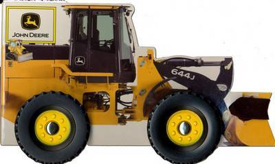 Loader Wheelie: John Deere image
