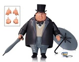 Batman: The Animated Series Penguin Action Figures