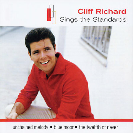 Sings The Standards by Cliff Richard image