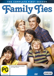 Family Ties - The Complete First Season on DVD