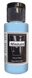 Badger: Minitaire Acrylic Paint - Sky Blue (30ml)