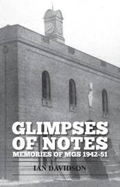 Glimpses of Notes by Ian Davidson image