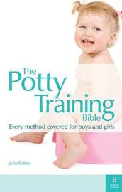 The Potty Training Bible by Jo Wiltshire image