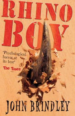 Rhino Boy by John Brindley