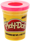 Play Doh Single Tub - Rubine Red