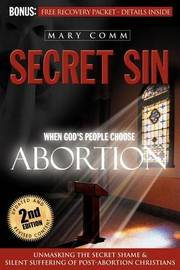 Secret Sin by Mary Comm image
