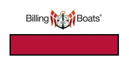 Billing Boats: Acrylic Paint - Signal Red (22ml)
