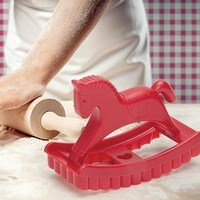 Sweet Pony Cookie Cutter (Red)