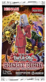 Yu-Gi-Oh! Legendary Duelists: Ancient Millennium Single Booster