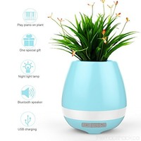 Bluetooth Musical Smart Pot - Blue