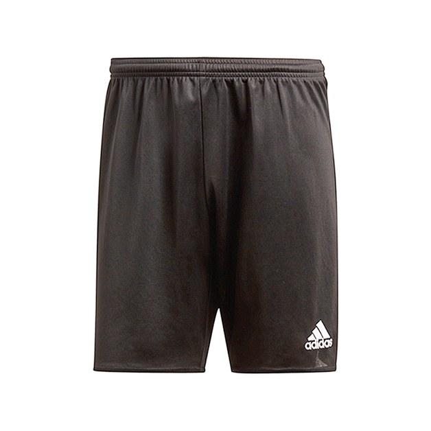 Adidas: Parma Shorts - Black/White ( L)
