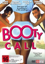 Booty Call on DVD image