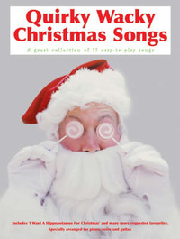 Quirky Wacky Christmas Songs image