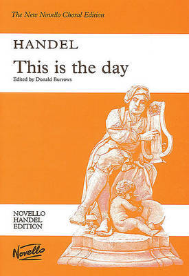 This is the Day by George Frideric Handel image