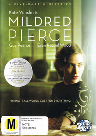 Mildred Pierce on DVD