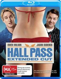Hall Pass on Blu-ray