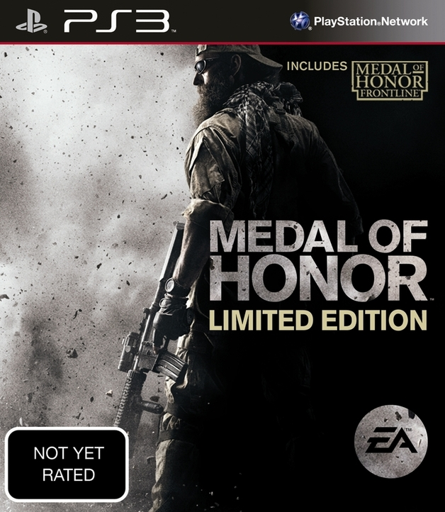 Medal of Honor Limited Edition for PS3