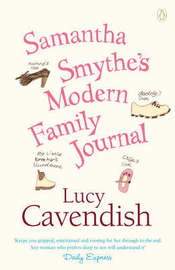Samantha Smythe's Modern Family Journal by Lucy Cavendish image