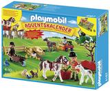 Playmobil - Advent Calendar: Pony Farm (4167)