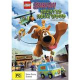 Lego Scooby Doo! Haunted Hollywood on DVD