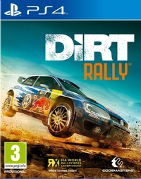 DiRT Rally for PS4