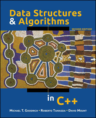 Data Structures and Algorithms in C++ by Michael T. Goodrich image