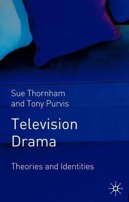 Television Drama by Sue Thornham image