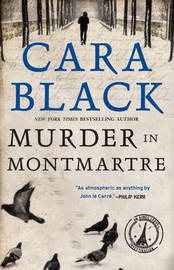 Murder In Montmartre by Cara Black image