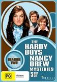 The Hardy Boys/Nancy Drew Mysteries: Season Two on DVD