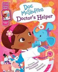 Doc McStuffins Doctor's Helper by Disney Book Group