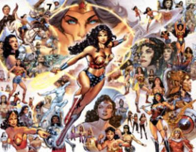 Sensation Comics Featuring Wonder Woman Vol. 1 by Gail Simone