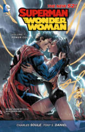 Superman/Wonder Woman Volume 1: Power Couple TP by Charles Soule