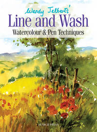 Wendy Jelbert's Line and Wash (Re-issue) by Wendy Jelbert image