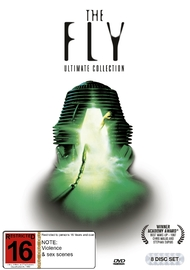 The Fly - Ultimate Collection on DVD